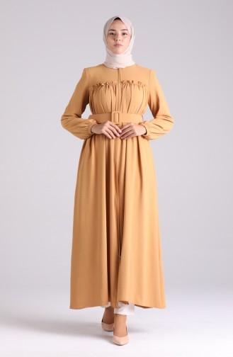 Abayas Camel 6016-05
