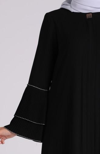 Black Abaya 5025-02
