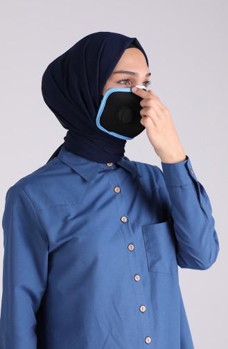 Blau Visor 0045-02