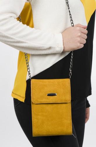 Mustard Shoulder Bag 28-06