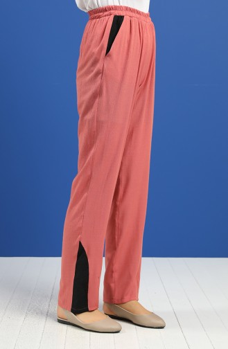 Pantalon Rose Pâle 0128A-03