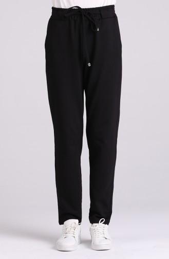 Pantalon Noir 3192-01