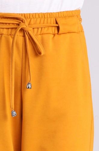 Pantalon Moutarde 3192-06
