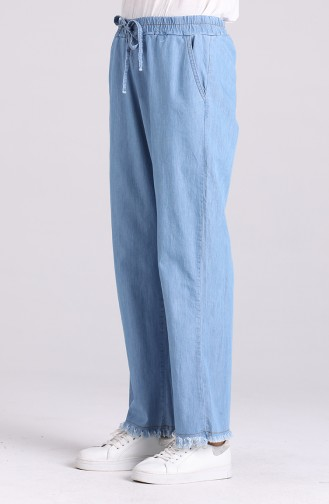 Pantalon Bleu Jean 5032-01