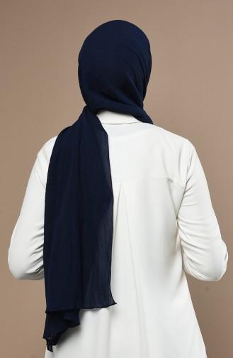 Châle Bleu Marine 13182-02