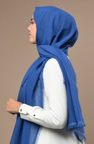 Blue Sjaal 4734-06