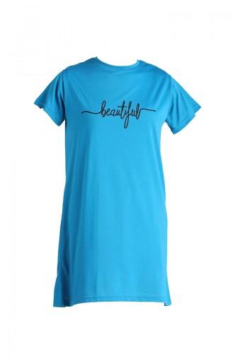 Blue T-Shirt 8138-04