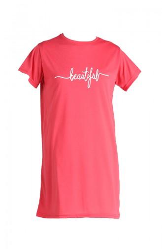 T-Shirt Fleur de grenadine 8138-07