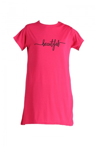T-Shirt Fushia 8138-08