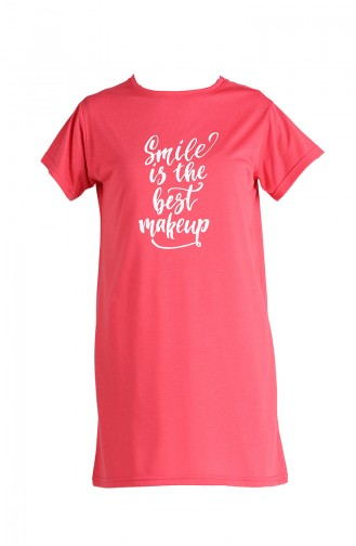 T-Shirt Fleur de grenadine 8139-07