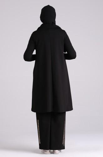 Schwarz Anzüge 0863-02