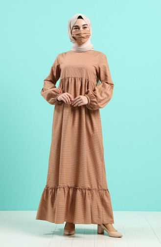 Robe Hijab Bleu Marine 1401-04