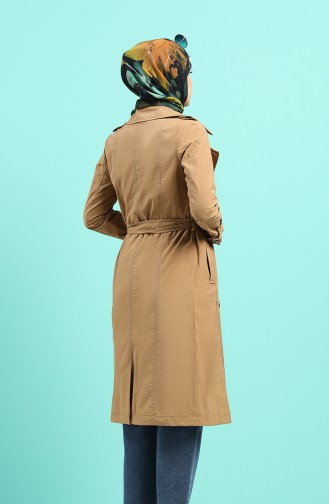Trench Coat Camel 25001-03