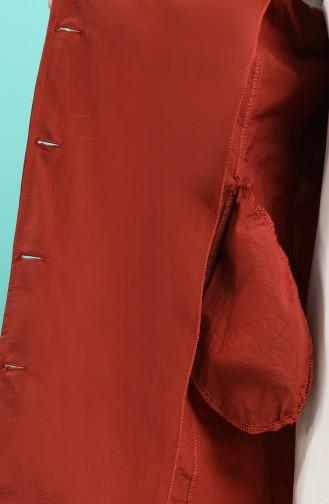 Ziegelrot Trench Coats Models 25001-05