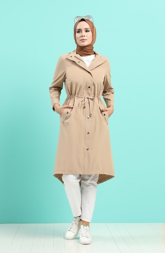 Nerz Trench Coats Models 25003-05
