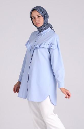 Tunique Bleu clair 1450-03