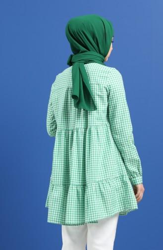Tunique Vert 8264-07