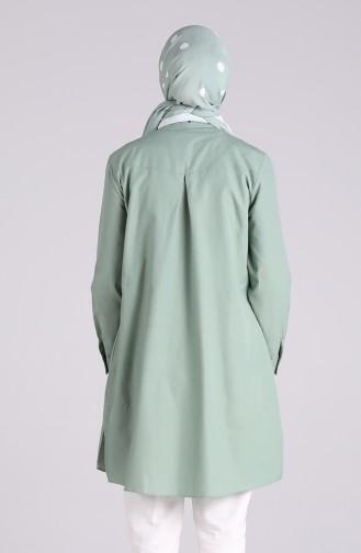 Tunique Vert noisette 5028-02
