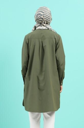 Tunique Khaki 5028-06