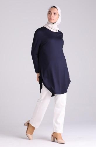 Tunique Bleu Marine 3175-06