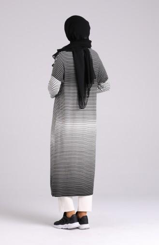 Tunique Noir 8078-01