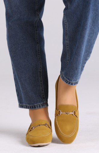 Saffron Woman Flat Shoe 0403-13