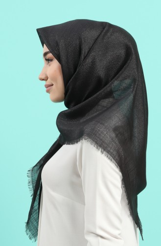 Echarpe Noir 2527-01