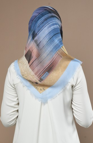 Baby Blues Scarf 2530-08