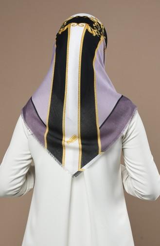 Dark Lilac Scarf 2531-11