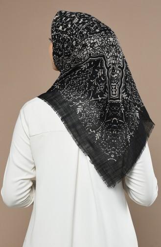 Echarpe Noir 90651-07