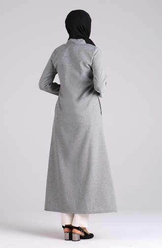 Grau Abayas 4051-01