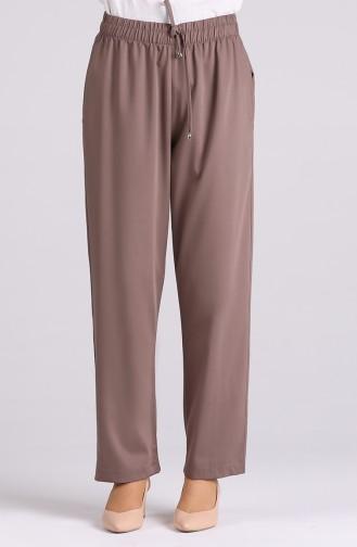 Pantalon Vison Foncé 0185-03