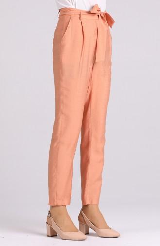 Pantalon Saumon 9Y1911306-05