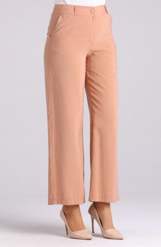Pantalon Beige 11015-03