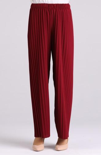 Pantalon Bordeaux 2027-01