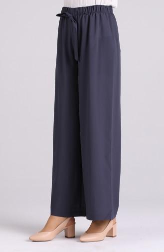 Pantalon Bleu Marine 20012-03
