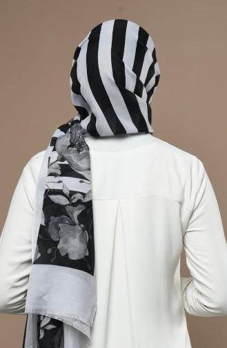 Châle Noir 90644-10