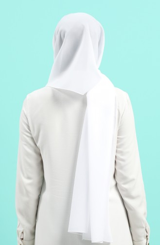 Châle Blanc 70166-13