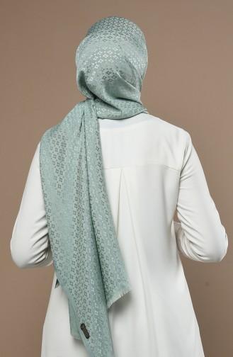 Châle Vert menthe 70167-03