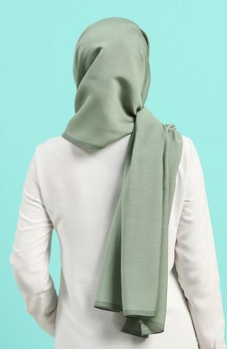 Dark Green Sjaal 90700-07