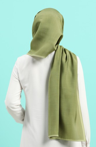 Châle Vert Clair 90700-15