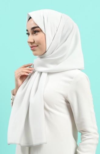 Karaca Modal Şal 90700-19 Gri Kırık Beyaz