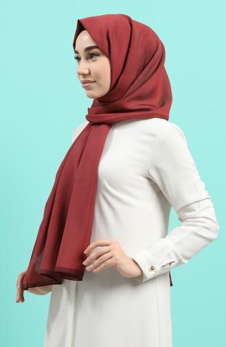 Claret red Sjaal 90700-20