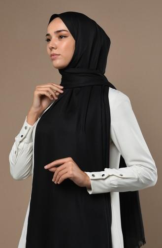 شال أسود 4710-01