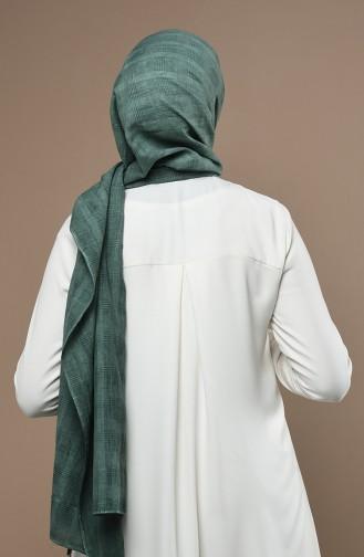 شال أخضر 3013PE-02