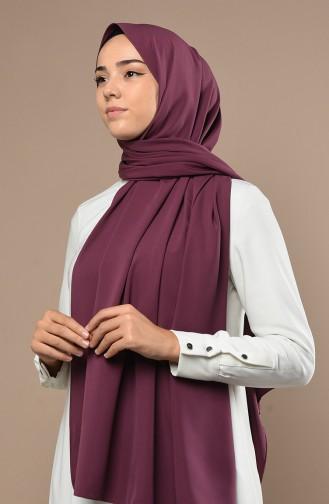 Châle Couleur Violette 3016Mİ-18