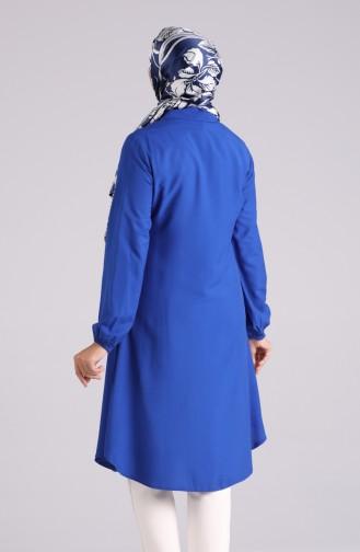 Saxon blue Tuniek 1218-05