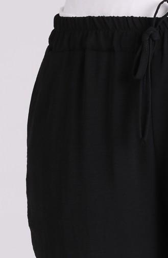 بنطال أسود 1336-08