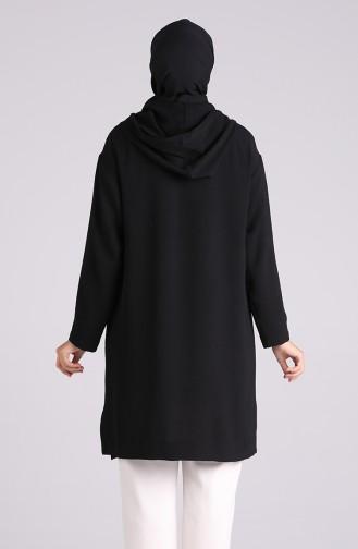 Tunique Noir 2421-01