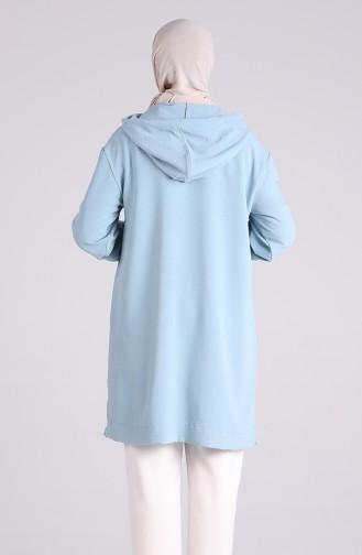 Tunique Bleu 2421-05